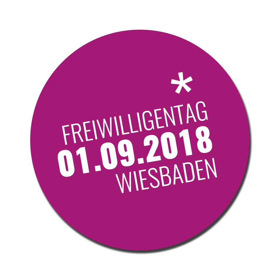Freiwilligentag Header-Logo Links